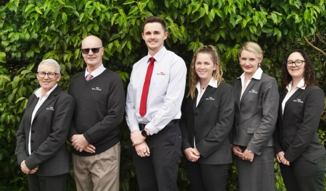Your friendly team at Yass Real Estate